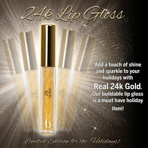 Tori Belle - 24k Gold Lip Gloss